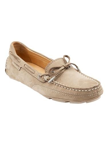 Sebago %100 Nubuk Ayakkabı Bej